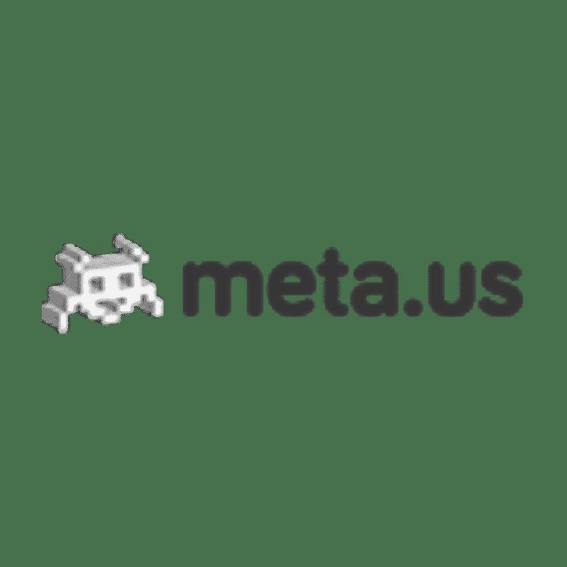 Logo of Meta Us