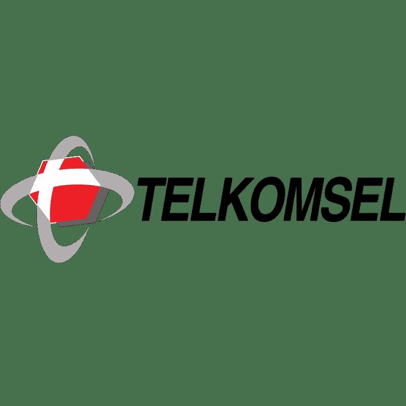 Logo of Telkomsel